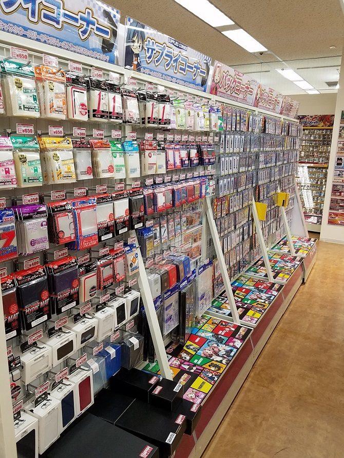 充実の品ぞろえ!定番サプライ、新品商品コーナー!!