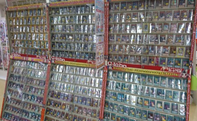 ショーケース数は地域随一!シングルカードを探すならカードラボ札幌店!