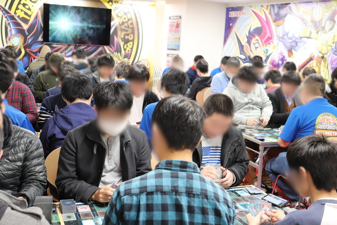 遊戯王OCGイベントを毎日開催!